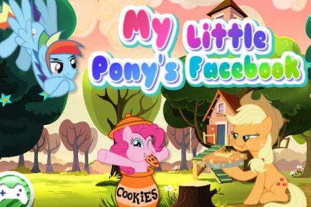 My little pony facebook