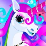 Ló szépségszalon játék
