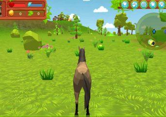 3D lovas szimulátor